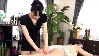 Massage lesbo..