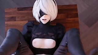 Beautiful 2B..