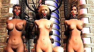 3D Girls..