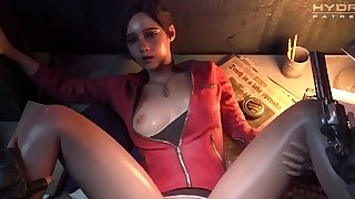 Nice tits 3D..