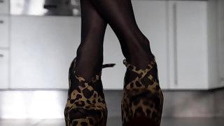 Femdom socks..